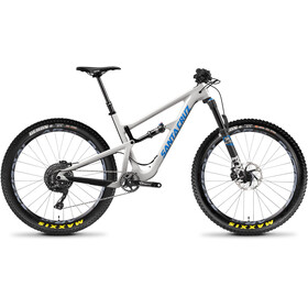 Santa Cruz Hightower 1 C XE-Kit 27.5+ gloss cannery grey and blue